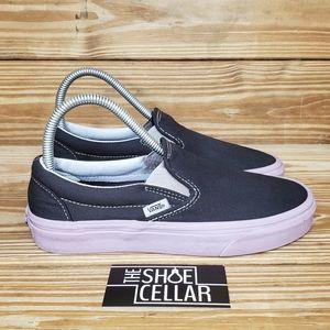 VANS Women's Custom Dyed Slip On Sneaker